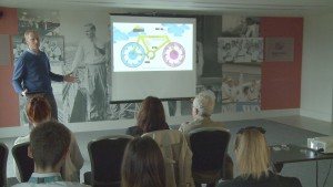 Prezi Presentation training event Manchester
