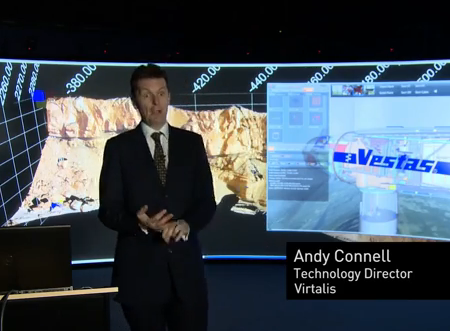 andy connell virtalis on video