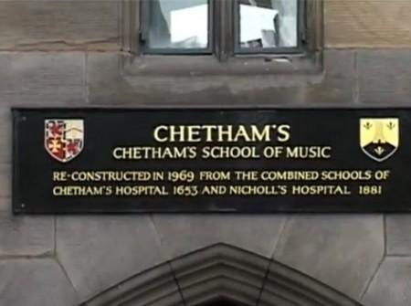 chethams video