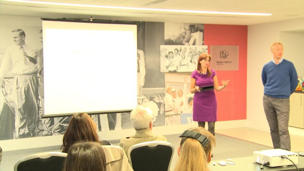 Capture 1 prezi presentation training event manchester